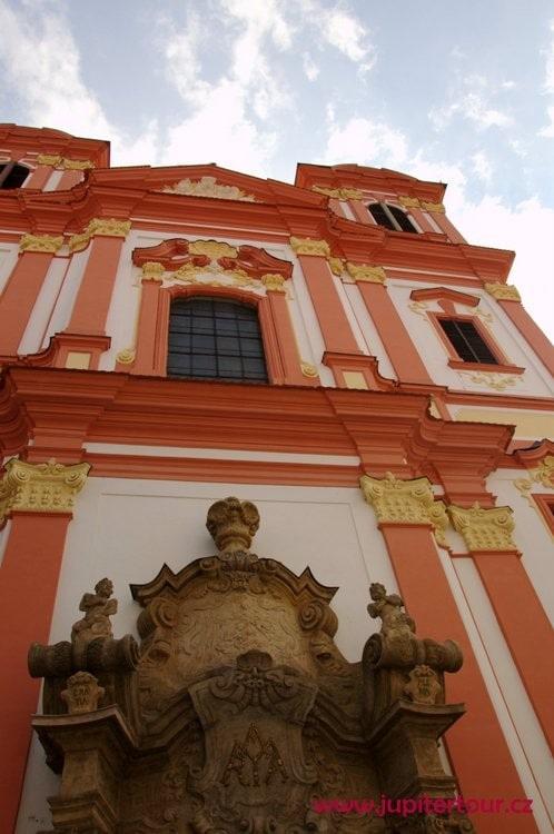 Костел Благовещения Богородицы, Литомержице