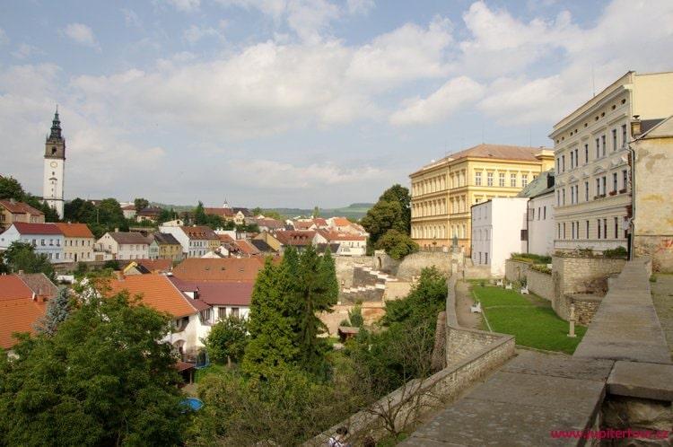 Городские фортификации, Литомержице