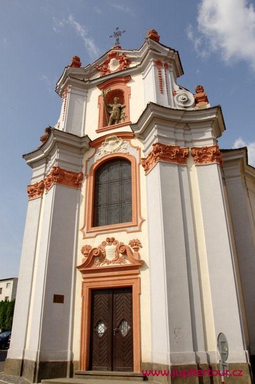 Костел святого Вацлава, Литомержице
