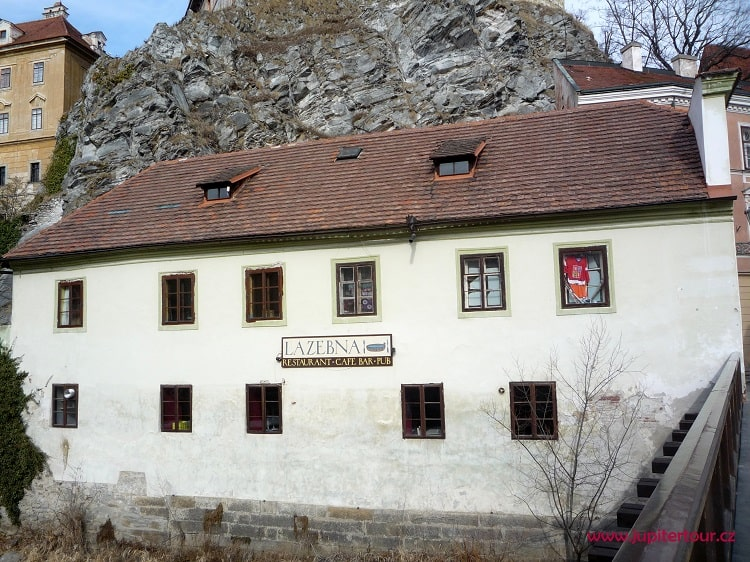 Баня, Чешский Крумлов