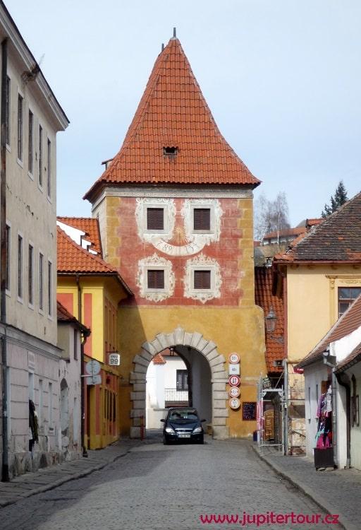 Будейовицкие ворота, Чешский Крумлов