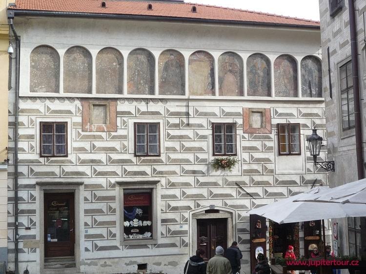 Дом жизненных этапов №53, Чешский Крумлов
