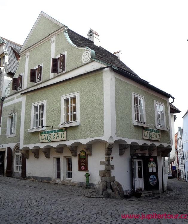 Дом № 37 на Латране, Чешский Крумлов
