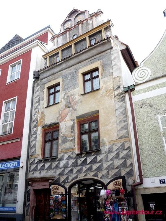 Латран №39, Чешский Крумлов