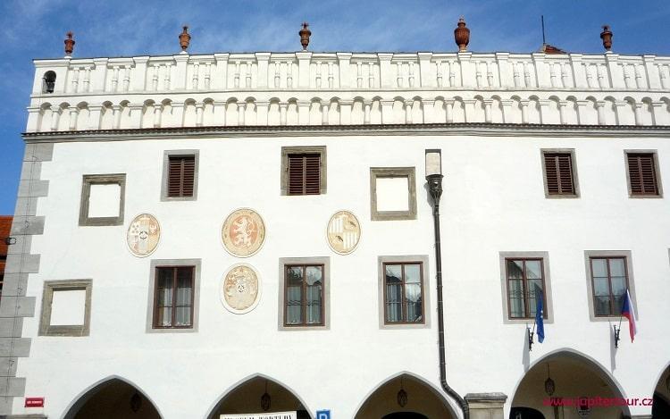Ратуша, Чешский Крумлов