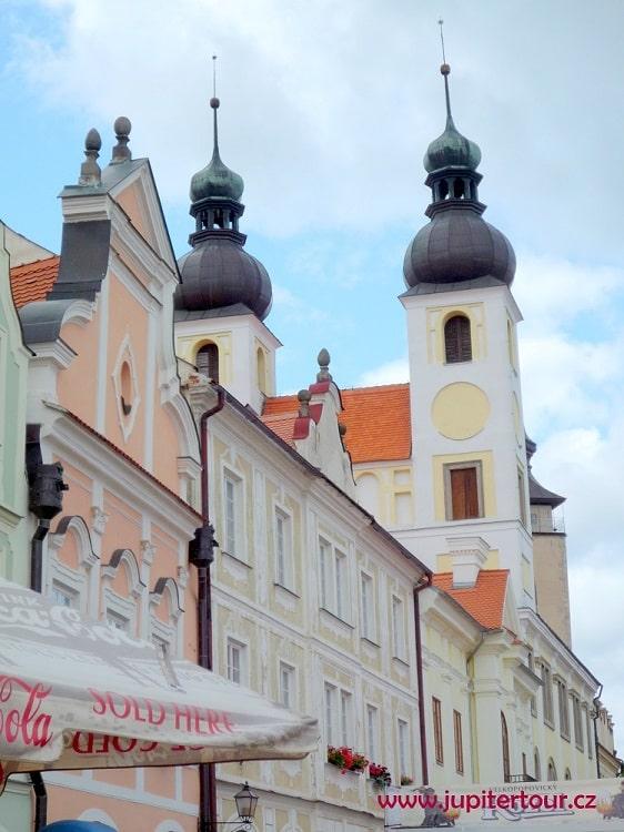Иезуитская церковь Иисуса, Телч