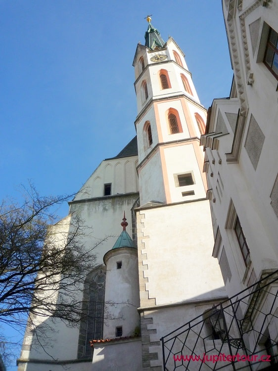Храм святого Вита, Чешский Крумлов