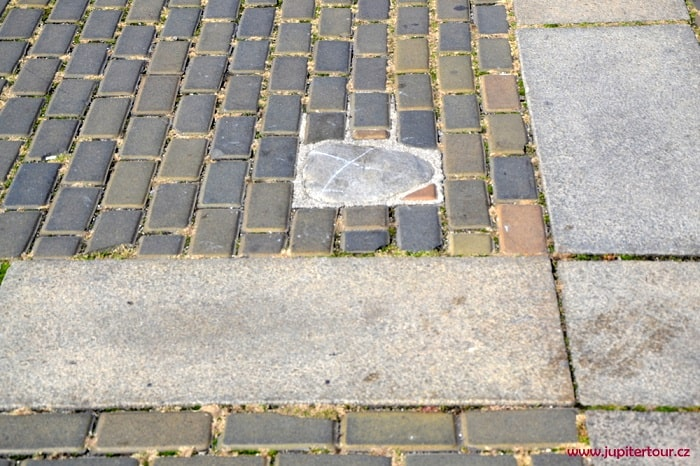 Блудный камень, Чешские Будецовице