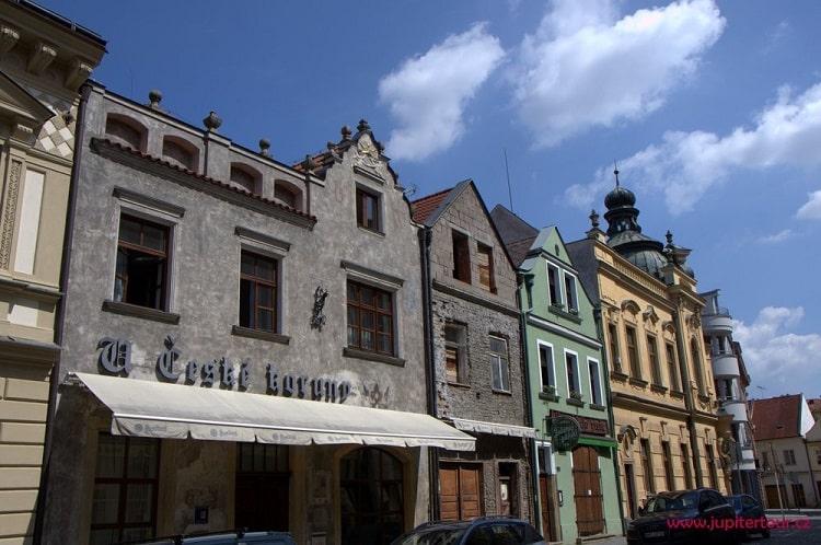 Дома в Градце Кралове