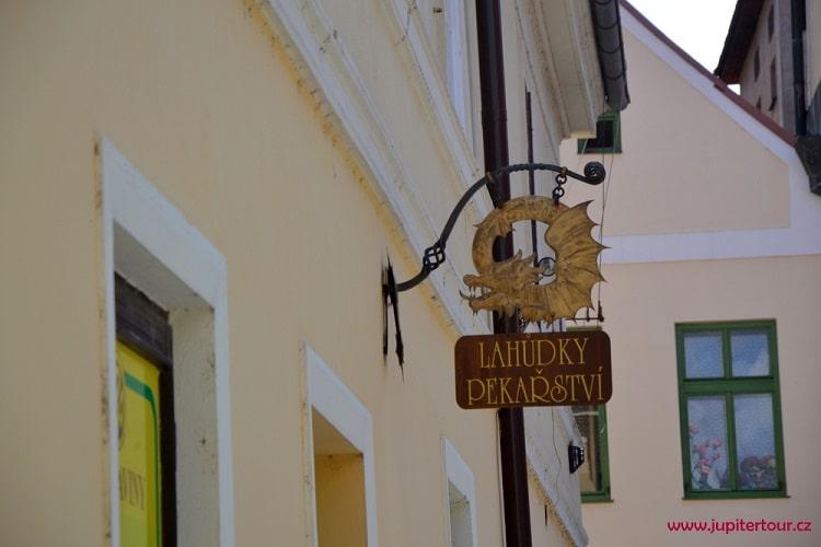 Домовой знак, Чешские Будейовице