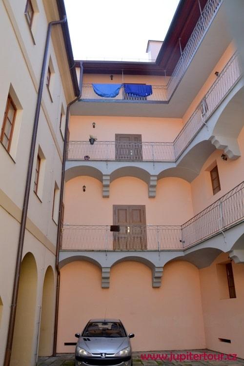 Внутренний двор, Чешские Будейовице