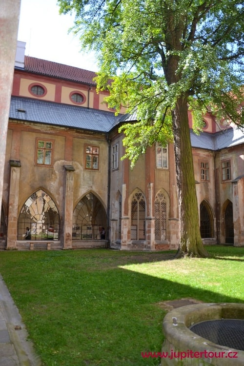 Монастырский двор, Чешские Будейовице