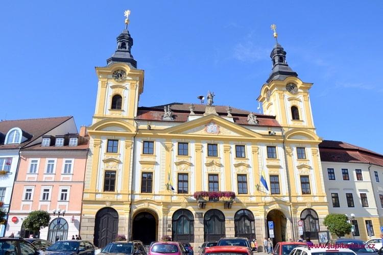 Городская ратуша, Писек