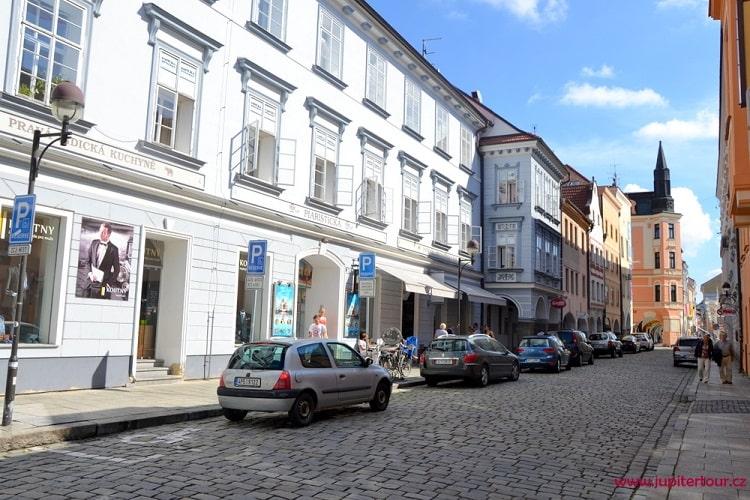 Улица Пиаристическая, Чешские Будейовицы
