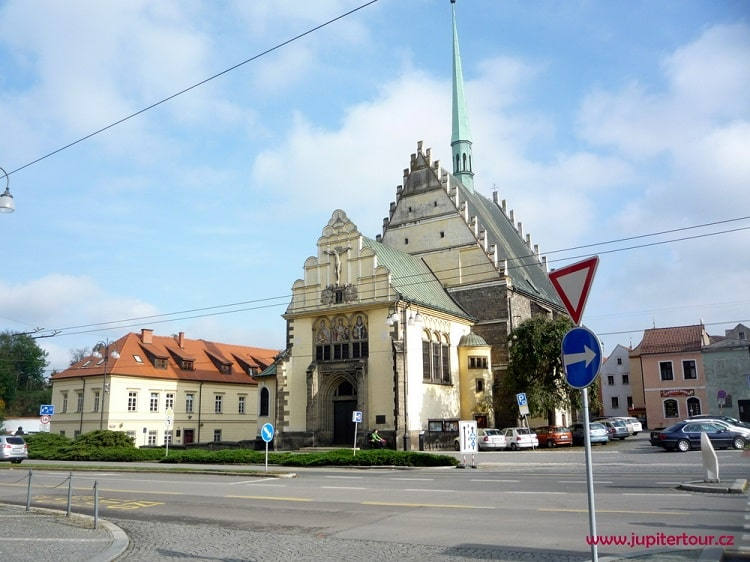Костел святого Варфоломея, Пардубице