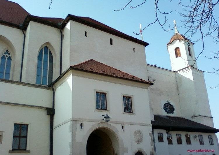 Крепость Шпилберг