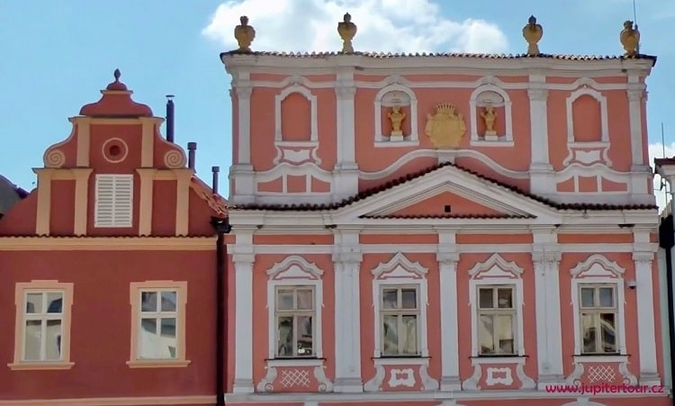 Литомышль, ровестник чешской столицы