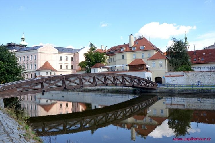 Река, Чешские Будейовице