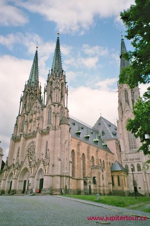 Собор святого Вацлава, Оломоуц, Чехия