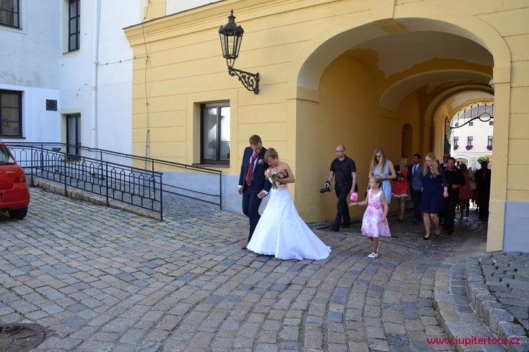 Свадьба в Писеке