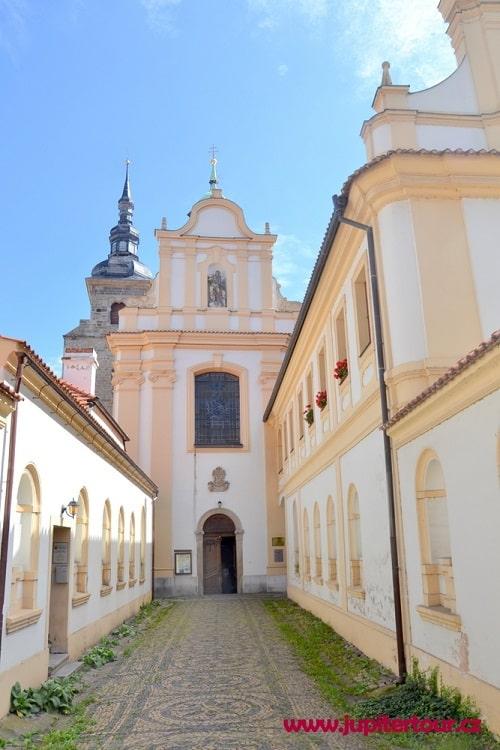 Францисканское аббатство, Плзень