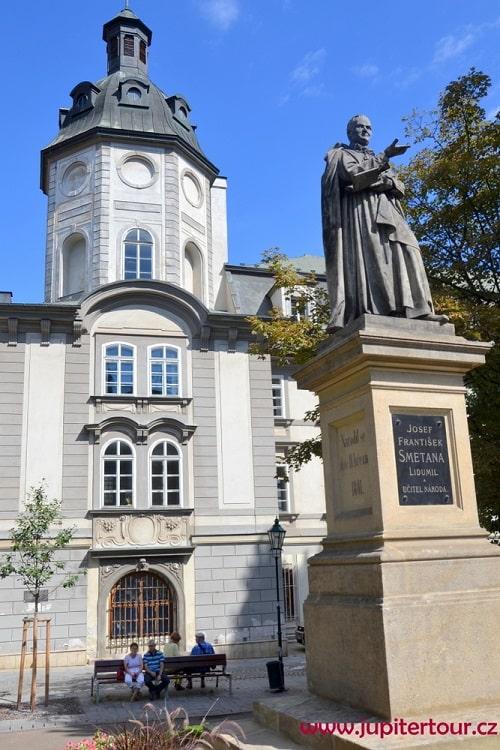 Городская библиотека, Плзень