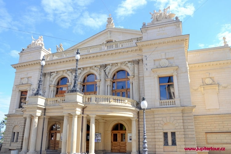 Большой театр или театр Йозефа Каетана Тыла, Плзень