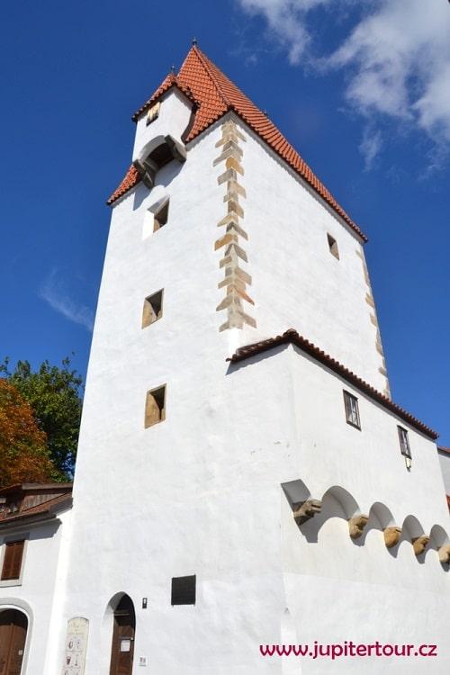 Рабштейнская башня, Чешские Будейовице