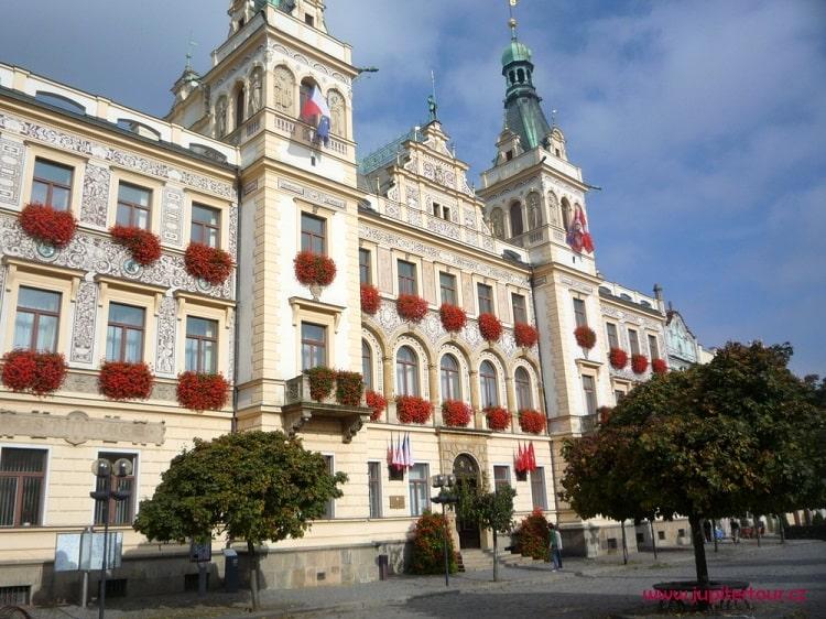 Городская ратуша, Пардубице