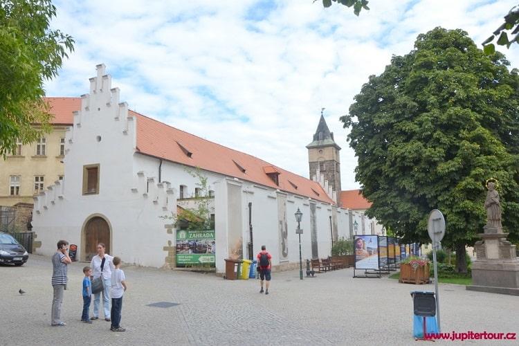 Бывший рынок, Плзень
