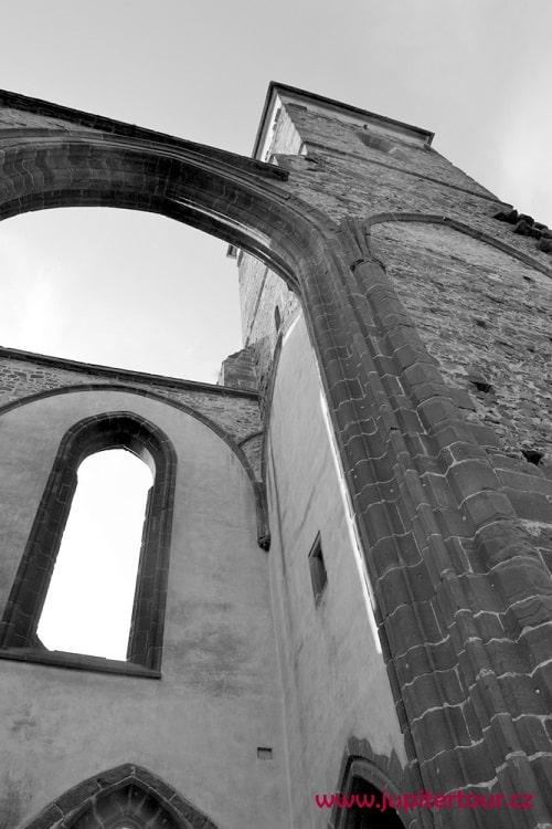 Башня, Сазавский монастырь, Чехия