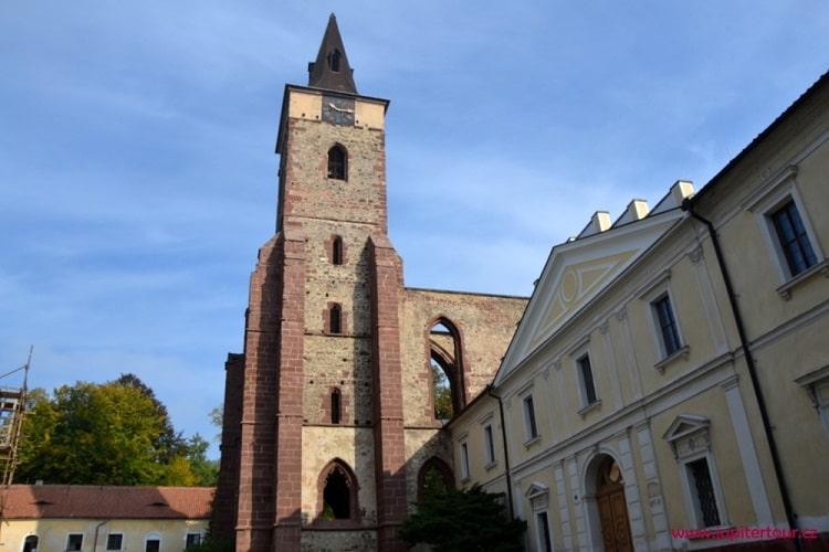 Сазавский монастырь, Чехия