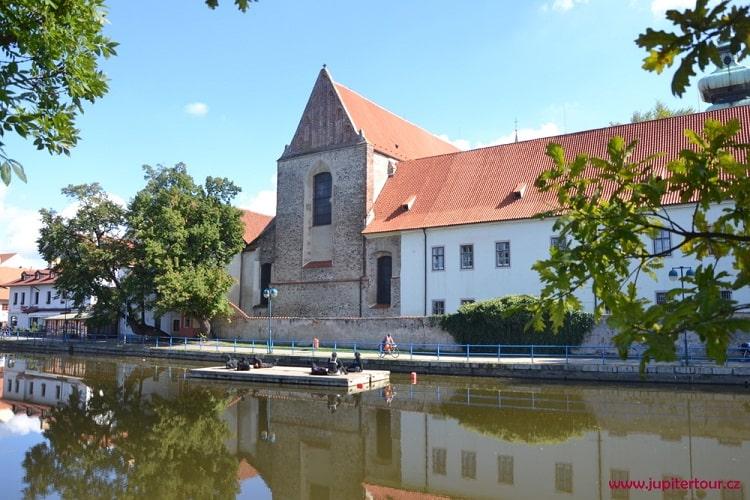 Бывшее склады соли, Чешские Будейовице