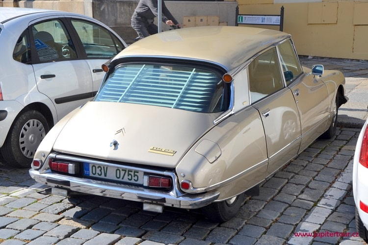 Машина, Писек