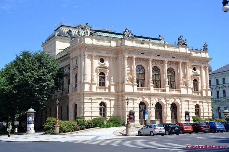 Театр, Либерец