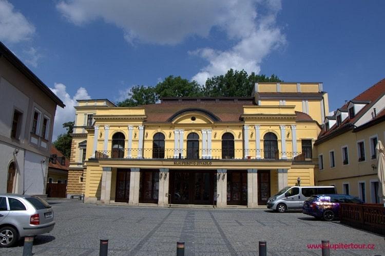 Городской театр, Градец Кралове