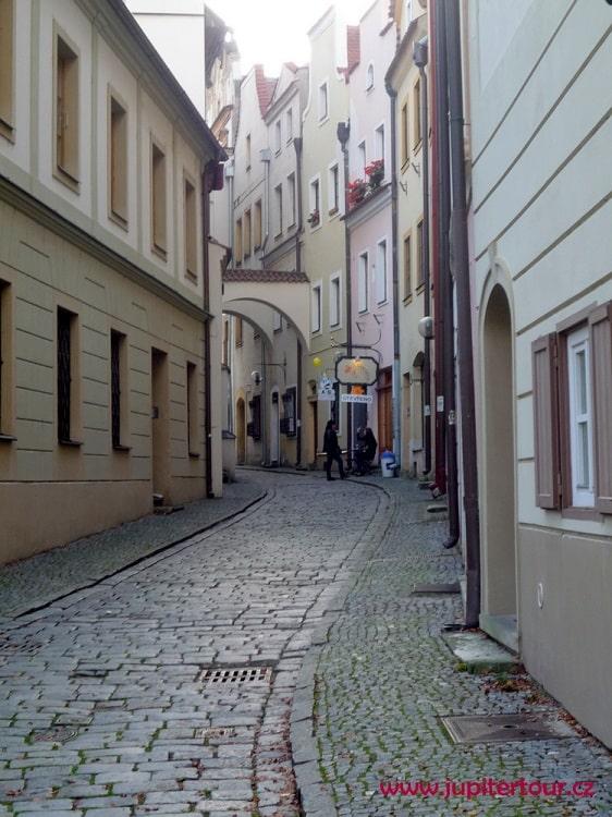 Улица Варфоломейская, Пардубице