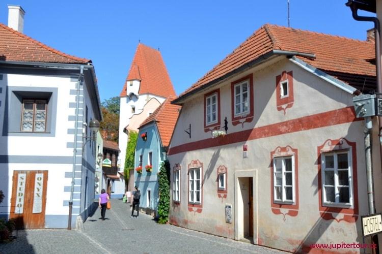 Улица Панская, Чешские Будейовицы