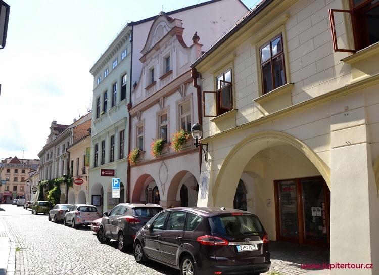 Улица Плахего, Чешские Будейовицы