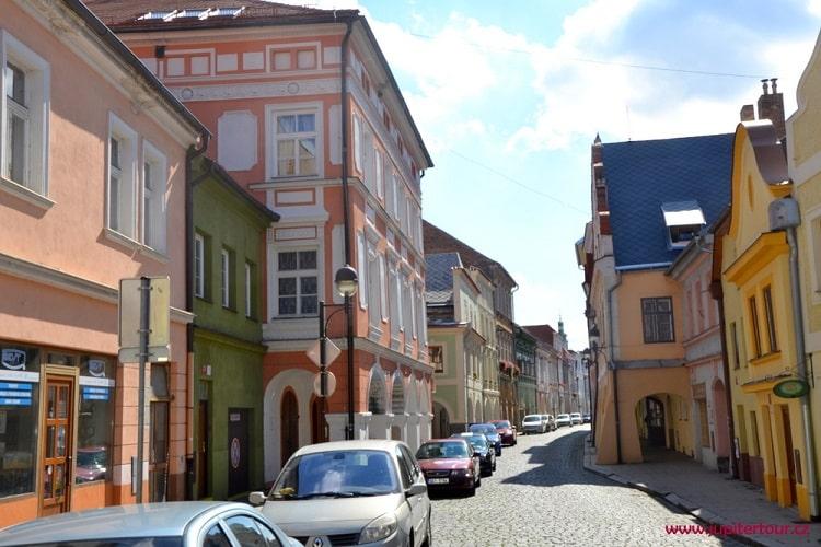 Улочка, Чешские Будейовицы