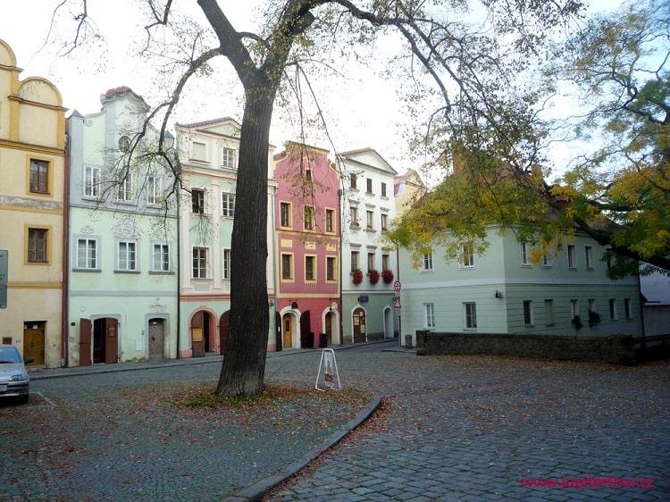 Замковый комплекс, Пардубице