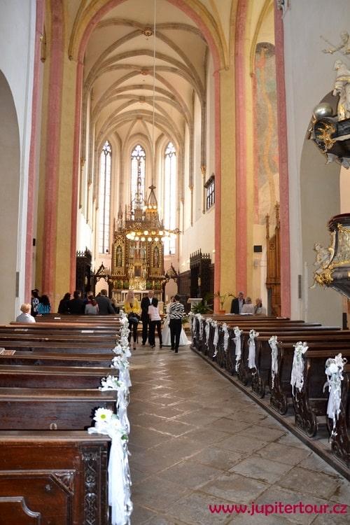 Храм Девы Марии, Чешские Будейовице