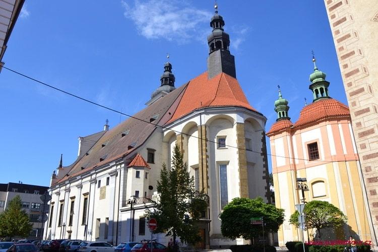 Храм святого Николая, Чешские Будейовице