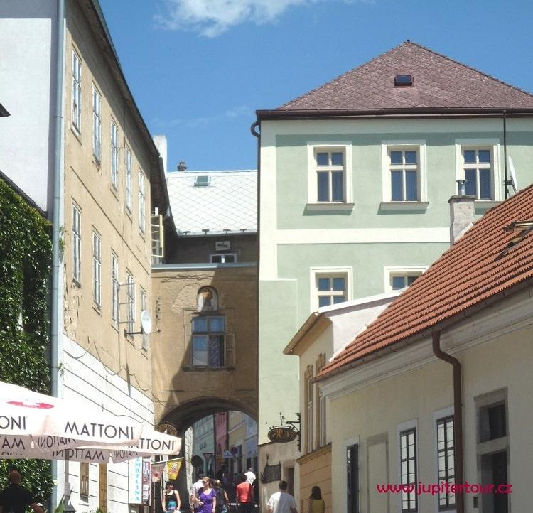 Центр, Йиндржихув Градец, Чехия