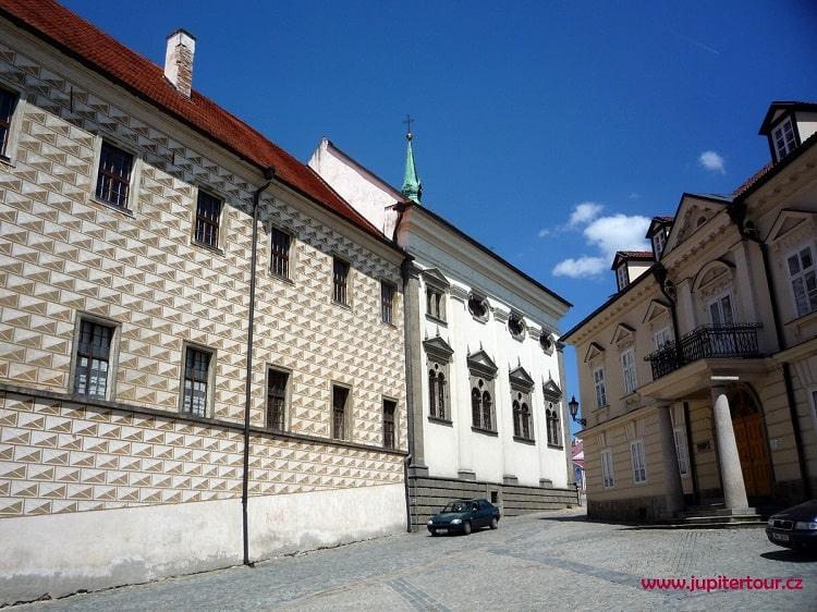 Йиндржихув Градец, Чехия