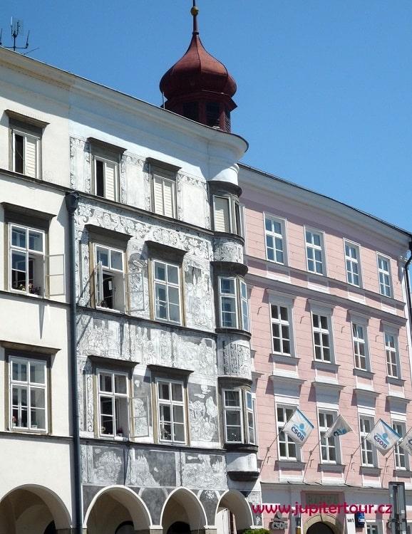 Дом пану из Градца, Йиндржихув Градец, Чехия