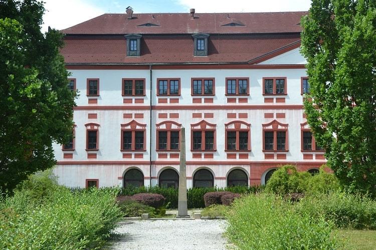 Замок, Либерец, Чехия