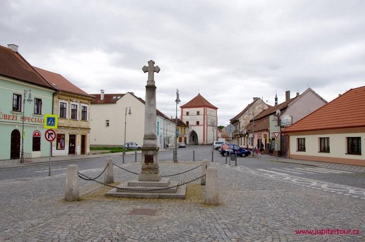 Городские укрепления, Стара Болеслав