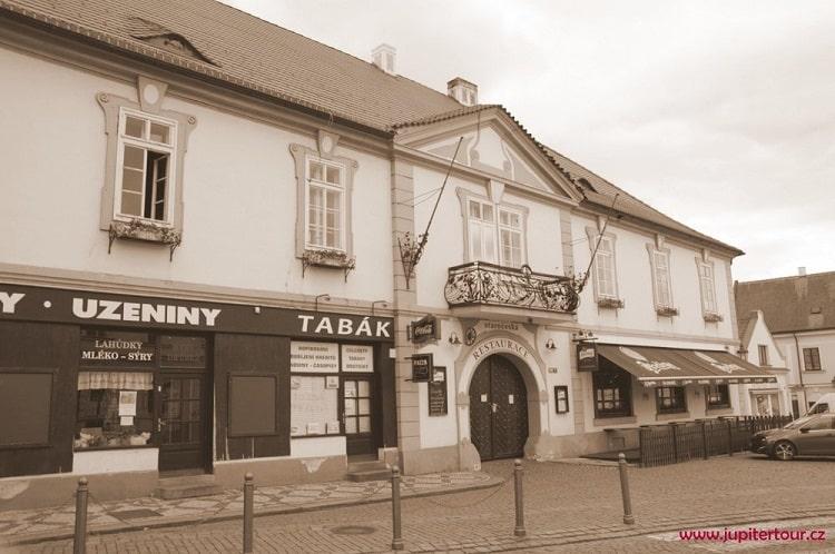 Императорский ресторан, Старая Болеслав