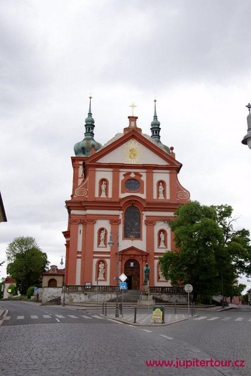 Храм Вознесения Девы Марии, Стара Болеслав
